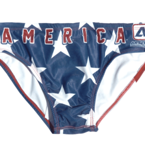 USA Mens Swimming Briefs | Innate Active Swimwear