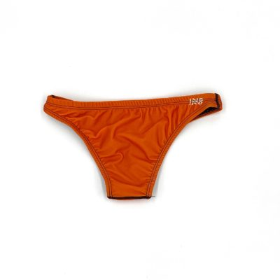 Orange bikini bottom | Innate Active Ethical Swimwear