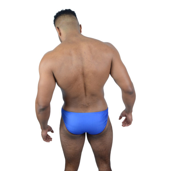 Blue Mens Swimming Brief   Innate Active Sustainable & Ethical Briefs
