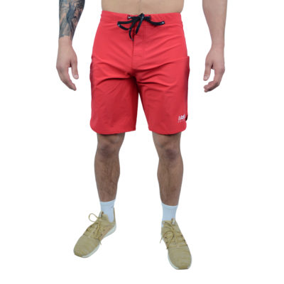IN8 Red Crossfit Workout Shorts | IN8 Active
