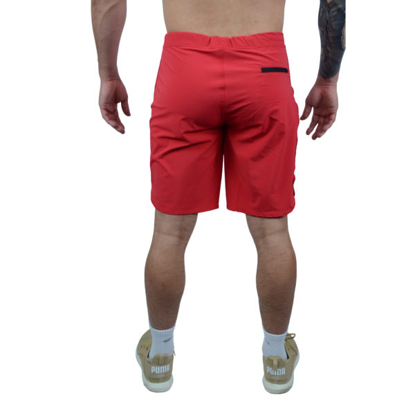 IN8 Red Crossfit Workout Shorts   IN8 Active