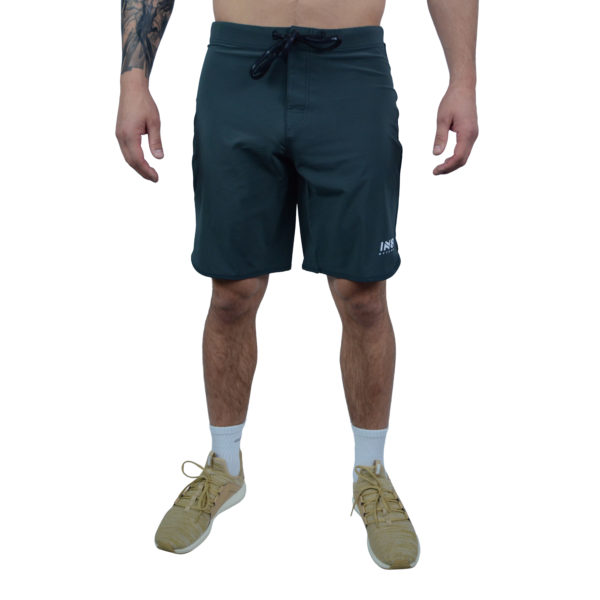 IN8 Black Crossfit Workout Shorts | IN8 Active
